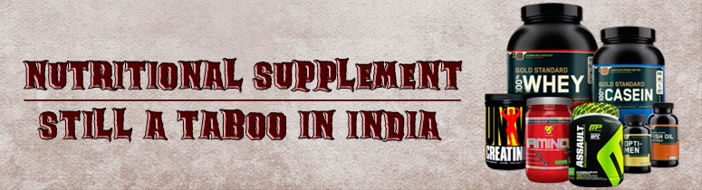 nutritional supplements still a taboo in india